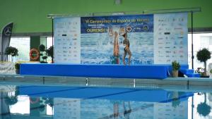 Club Sincro Ourense, Aguas de Sousas