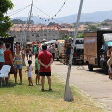 Sousas colabora un año más con la feria gastronómica itinerante «Rilla na Rúa»