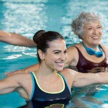 Aqua yoga, los beneficios del agua