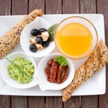 Tres principios para una alimentación saludable