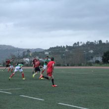 Aguas de Sousas con el Fútbol Gaélico