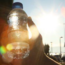 Recicla tus botellas de plástico