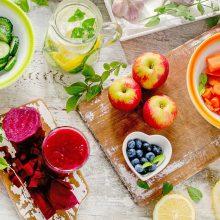 Cómo eliminar toxinas: Agua, frutas y verduras para limpiar tu organismo